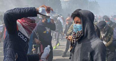 Rockets 'hit US embassy' in Iraq capital amid anti-gov't protests | USA News