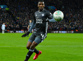 'Iheanacho Is The Perfect Replacement For Aguero At City' - Fans Hails Leicester Striker After Goal Vs Aston Villa :: All Nigeria Soccer
