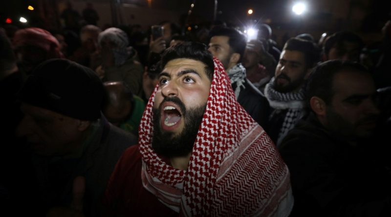 World leaders react to Trump's Middle East plan   Israeli–Palestinian conflict News