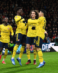 'Saka Is Second Best Teenager In World Football' - Fans Hail Arsenal LB After Goal & Assist :: All Nigeria Soccer