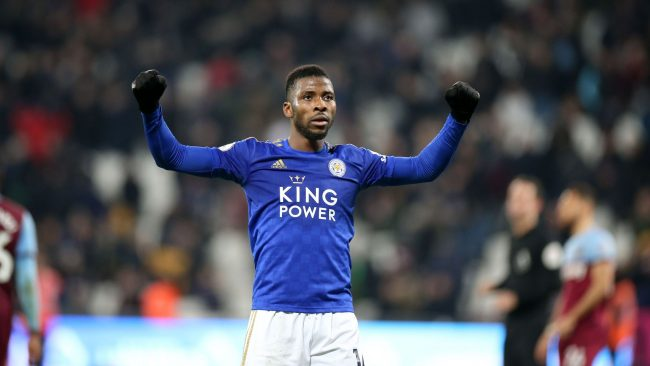 Iheanacho, Ndidi Seek First Final In England As Villa, Leicester Clash