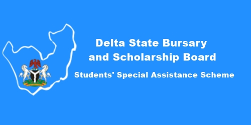 Delta State Bursary and Scholarship Board 2019 / 2020 Students' Special Assistance Scheme