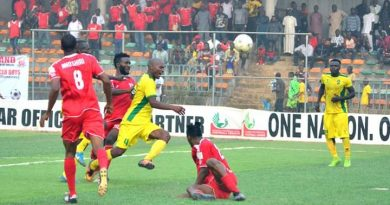 Plateau United Pip Rivers United 1-0; Regain Top Spot, Kwara Stop MFM