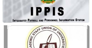 Why IPPIS Cannot Work In Universities: Prof Emeka Obe