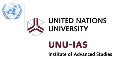 JFUNU Scholarships for MSc in Sustainability Programme 2020/2021 for Developing Country Students