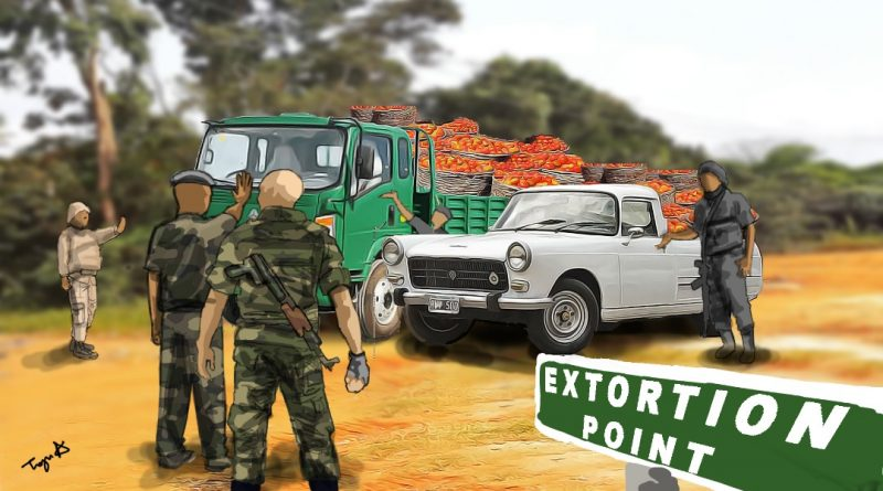 Customs, police, army using fake document to extort farmers – Federal agency implies