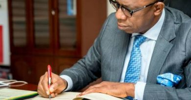 Newly Appointed Special Adviser To Ogun Governor Admits Forging Certificate