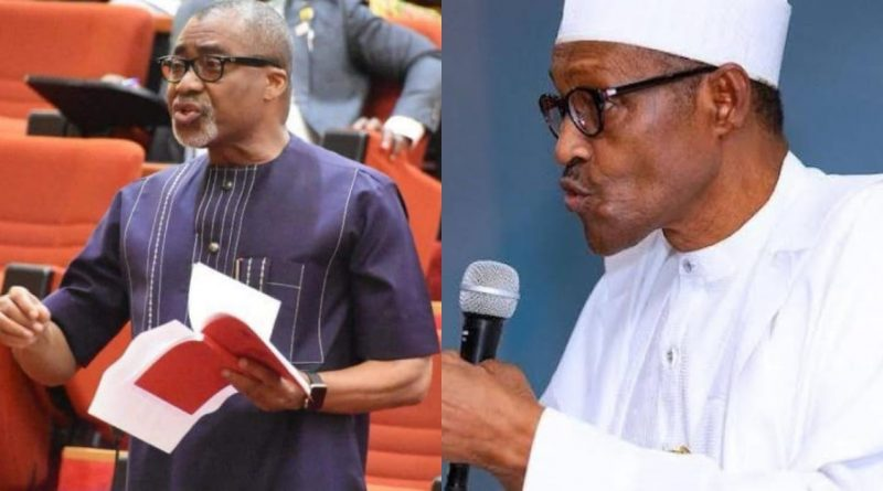 Insecurity: IPOB states position on Abaribe's call on Buhari to resign