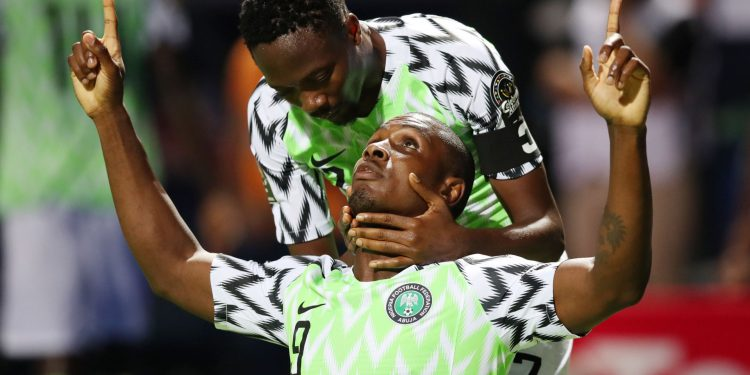 Ighalo, Other Football Stars Pay Tribute To Kobe Bryant