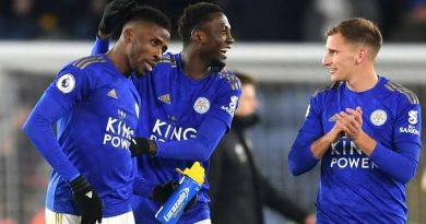 All Hail Kelechi Iheanacho After Striker Claims A Brace Of Assists