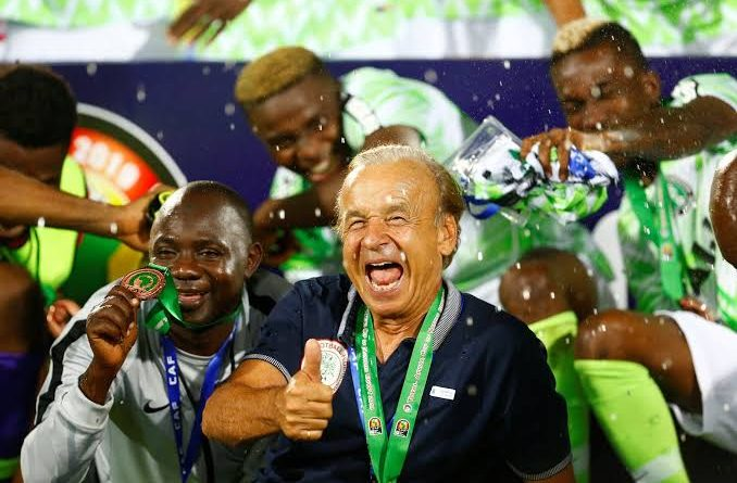 Gernot Rohr Reveals The Real Reason He's Tempted To Stay As Super Eagles Coach