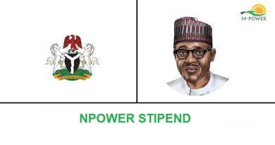 Npower News 2020 - Permanency   Stipend   Recruitment » Nigeria Recruitment Form