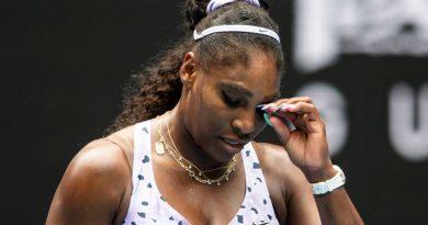 Serena Williams Makes Shock Australian Open Exit In The Third Round