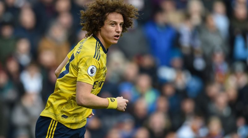 Luiz Backs Struggling Arsenal To Win A Trophy This Season