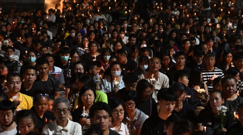 'Remember forever': Thai city grieves for mass shooting victims | News