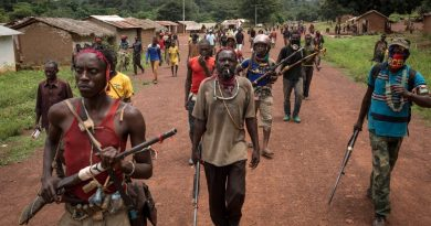 Five CAR militia leaders get life terms for war crimes | Central African Republic News