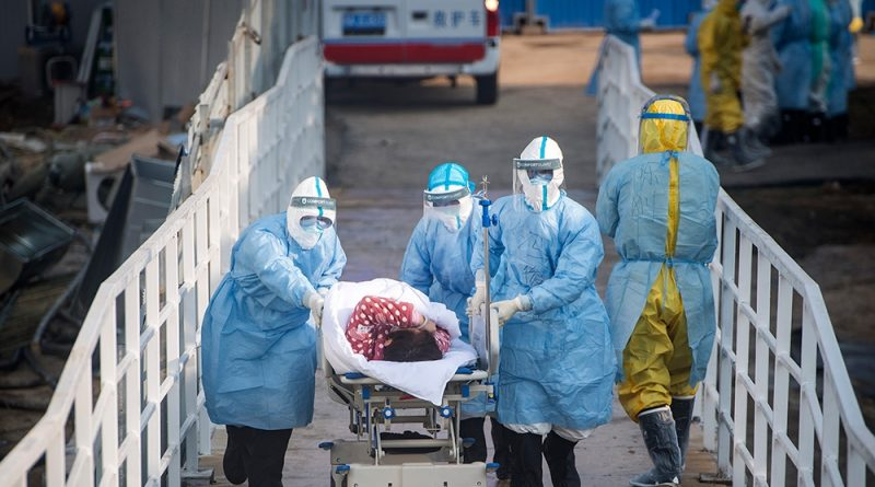 China virus death toll jumps past 550, more cases on cruise ship | China News