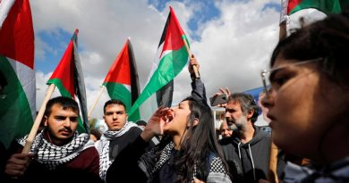 It is time for a Palestinian spring | Israel