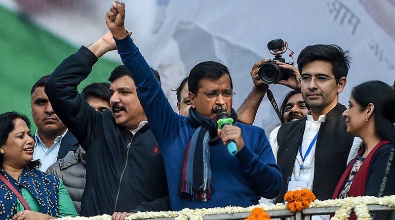 New Delhi election: Kejriwal's AAP stuns Modi's BJP with huge win | News