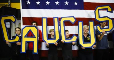 Iowa caucus results delayed due to 'reporting issue' | USA News