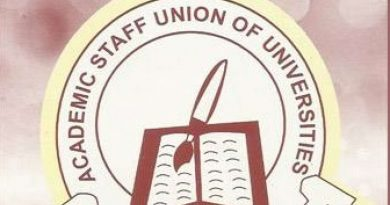 ASUU blames federal, state govts over rising insecurity, poverty, others