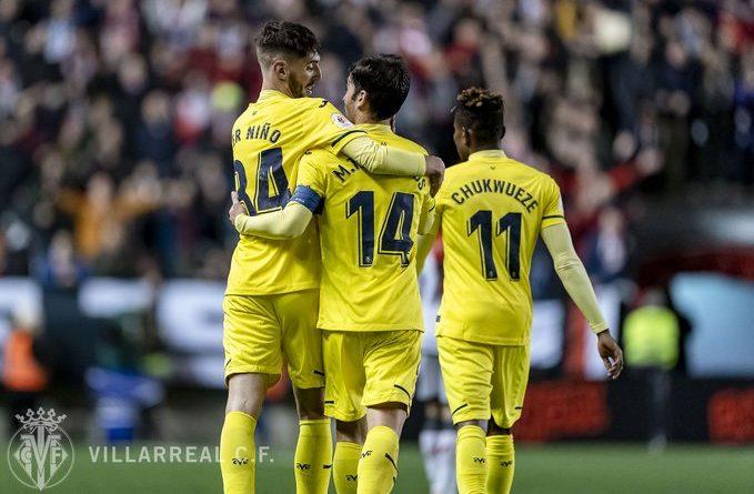 Villarreal Rejected Liverpool's £29m Bid For Chukwueze