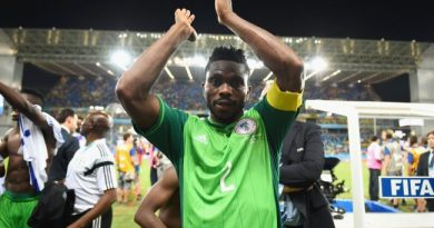 Ikhana Thumbs Up NFF on Yobo's Appointment As Eagles' Assistant Coach