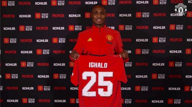 United Leave Ighalo Behind From Marbella Training Camp Due To Coronavirus