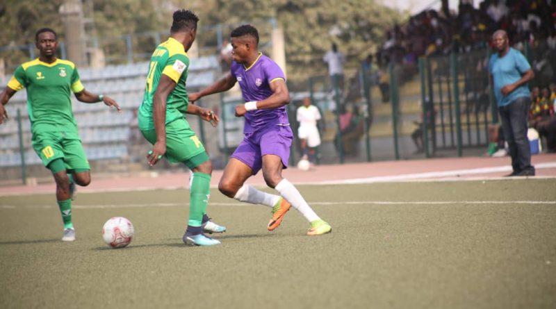 Lobi Regain Top Spot; MFM End Pillars Unbeaten Streak