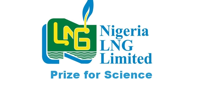 Nigeria LNG (NLNG) Prize for Science 2020