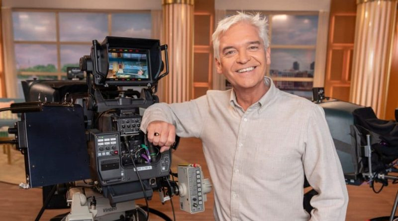 UK TV presenter, Philip Schofield confirms gay status after 27 years of marriage