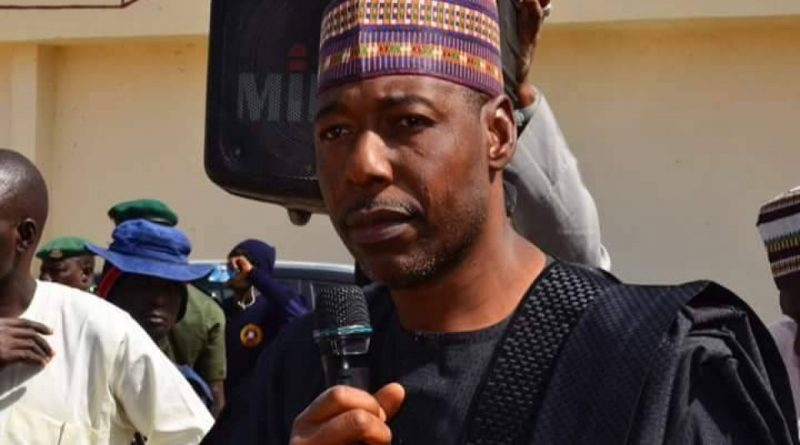 Borno: Zulum gives Igbo woman, teacher of 31 years triple promotion [Video]