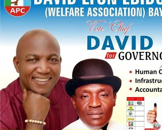 See The Conflicting Names That Disqualified Bayelsa APC Deputy Governor