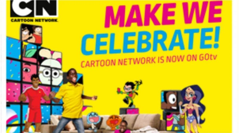 Make We Celebrate with Cartoon Network on GOtv this holiday season!