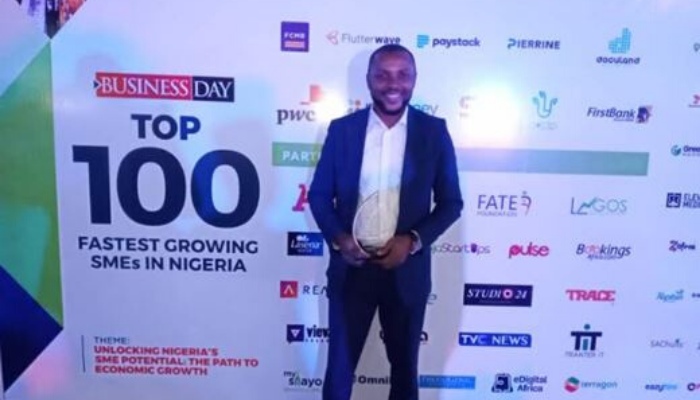 How Powerup Renewable's customer focus won it BusinessDay Fastest Growing SME Award -