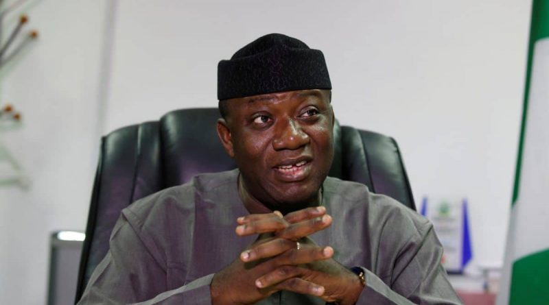 Amotekun: South West governors to sign security outfit bill Friday - Fayemi