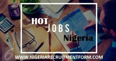 HotNigerianJobs Hot Jobs Nigeria 2020 + New Openings 2020