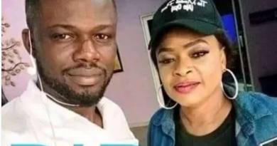 Actress Toyosi Adesanya Recounts How Odunlade Adekola