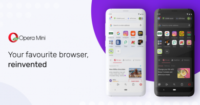 Opera Mini gets major update and fully revamped design with the launch of Opera Mini 50