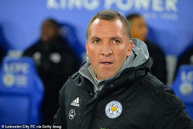Leicester City Boss Rodgers Reveals Contracting Coronavirus