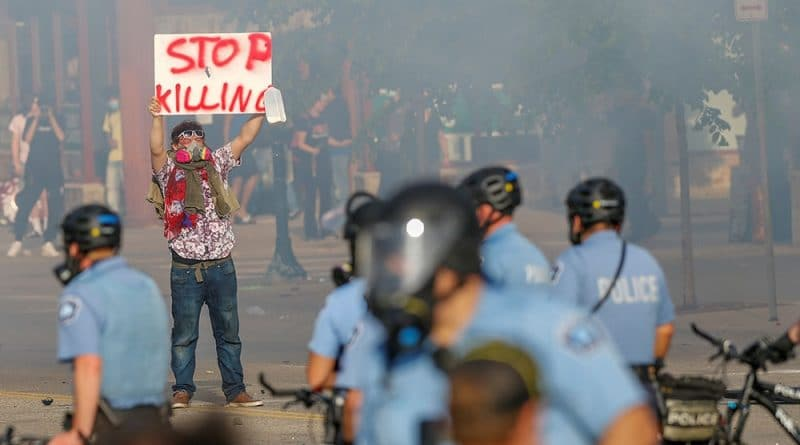 George Floyd: More protests rock Minneapolis after deadly arrest | USA News