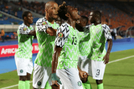 'He Is A Wonderkid' - Semi Ajayi Details How Chukwueze 'Destroyed' Super Eagles Team A In Training :: All Nigeria Soccer
