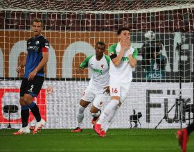 Bundesliga Wrap MD 28 : Awoniyi Starts; Ehizibue Subbed Out; Collins, Uduokhai Shine; Torunarigha Booked; Lookman Features:: All Nigeria Soccer