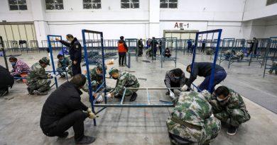 Secret Chinese Military Data Adds New Detail to Coronavirus Reporting