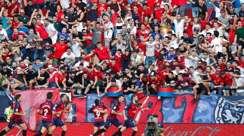 El Sadar - Home Of CA Osasuna And The Loudest Crowd In LaLiga History