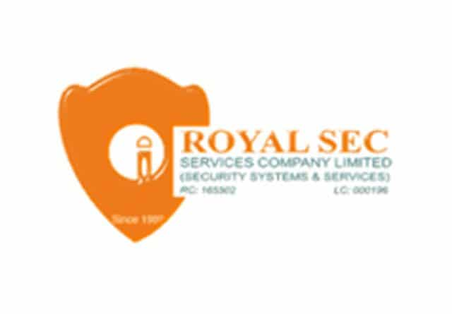 Royalsec Services Company Limited Job Recruitment (3 Positions)