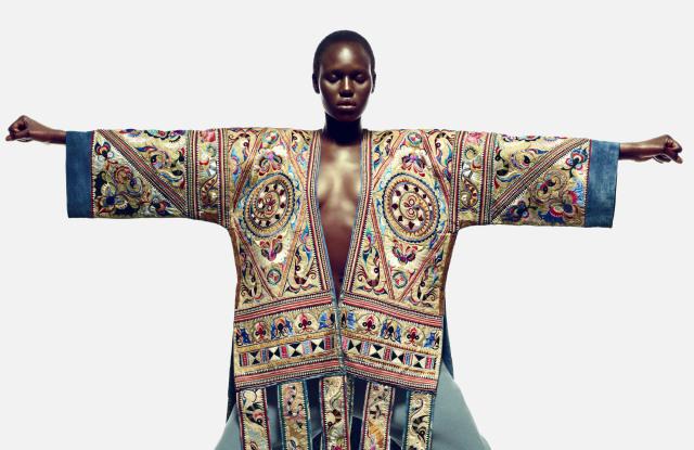 Black Models See Rising Representation in China – WWD