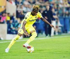 'Chukwueze Is Way Better Than Messi' - Barcelona Striker, Fans Hail Super Eagle After Starring Vs Celta Vigo:: All Nigeria Soccer