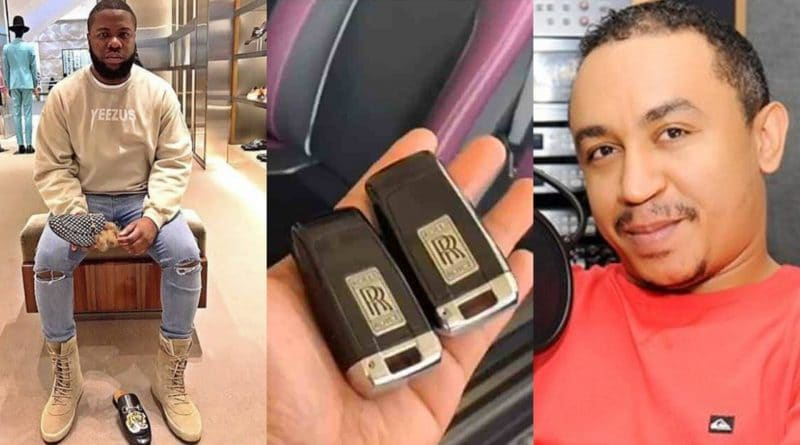 Hushpuppi: You dine with fraudsters but abuse pastors - Nigerians attack Daddy Freeze [VIDEO]