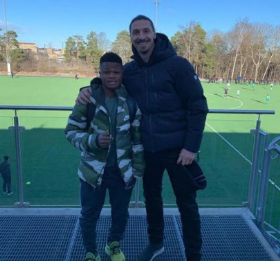 Sidos FC Sporting Director Egbukwu Gives The Lowdown On Amoo's Transfer To Hammarby:: All Nigeria Soccer